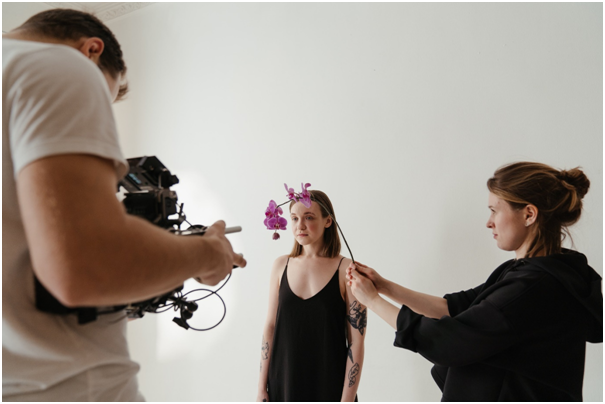 Behind the Scenes: VILA x Style by Jules