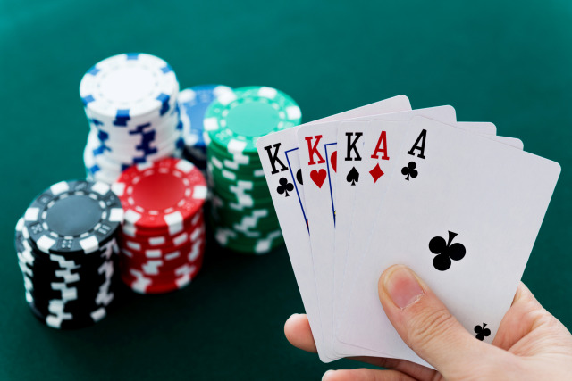 Seven New Definitions About Casino You
